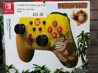 Nintendo Switch Donkey Kong Controller PowerA