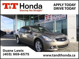 2013 Infiniti G37 X *No Accidents, One Owner, Leather Interior