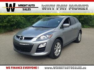 2012 Mazda CX-7 AWD|LEATHER|SUNROOF|62,495 KMS