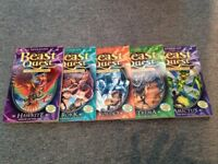 Beast Quest Books - Series 5 (The Shade of Death)