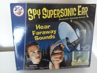 Spy Supersonic Ear Game