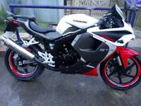 2015 Hyosung gt 125r learner legal excellent condition