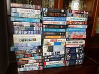 51 vhs tapes mainly war ww1 & ww2