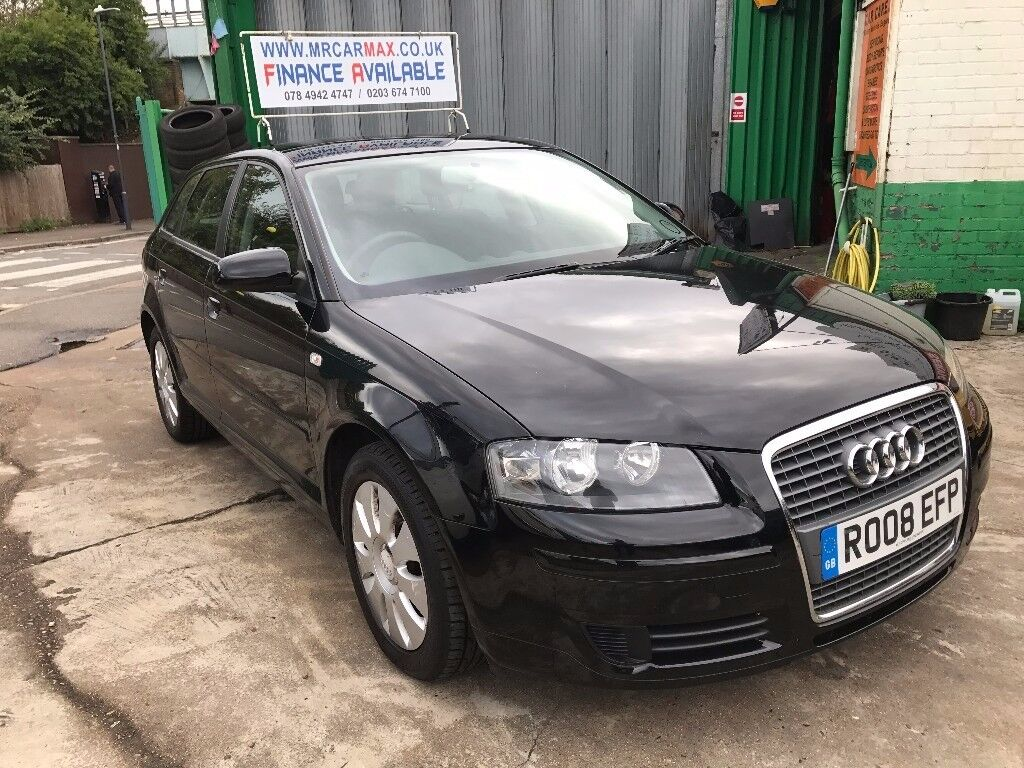 AUDI A3 SPECIAL EDITION 1.6 PETROL 5 DOOR 42700 GENUINE LOW MILES HPI CLEAR FINANCE £132 PER MONTH