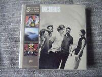 Incubus - Original Album Classics-3 x CD box set-sealed-offers-post
