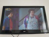 42 inch lg tv with free veiw £60