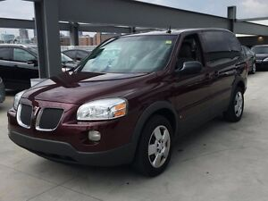 2007 Pontiac Montana ONE OWNER - NO ACCIDENT- SAFETY INCLUDED