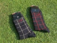 DIESEL SOCKS BRAND NEW WITH TAGS ON 6-11