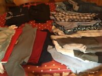 Large Bundle of assorted Boys Clothes age 7-9 years- all in very good condition