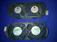 XBOX 360 COOLING FANS