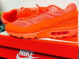 UK8 Nike Air Max BW Ultra BR Crimson Orange (Rare Limited Edition)