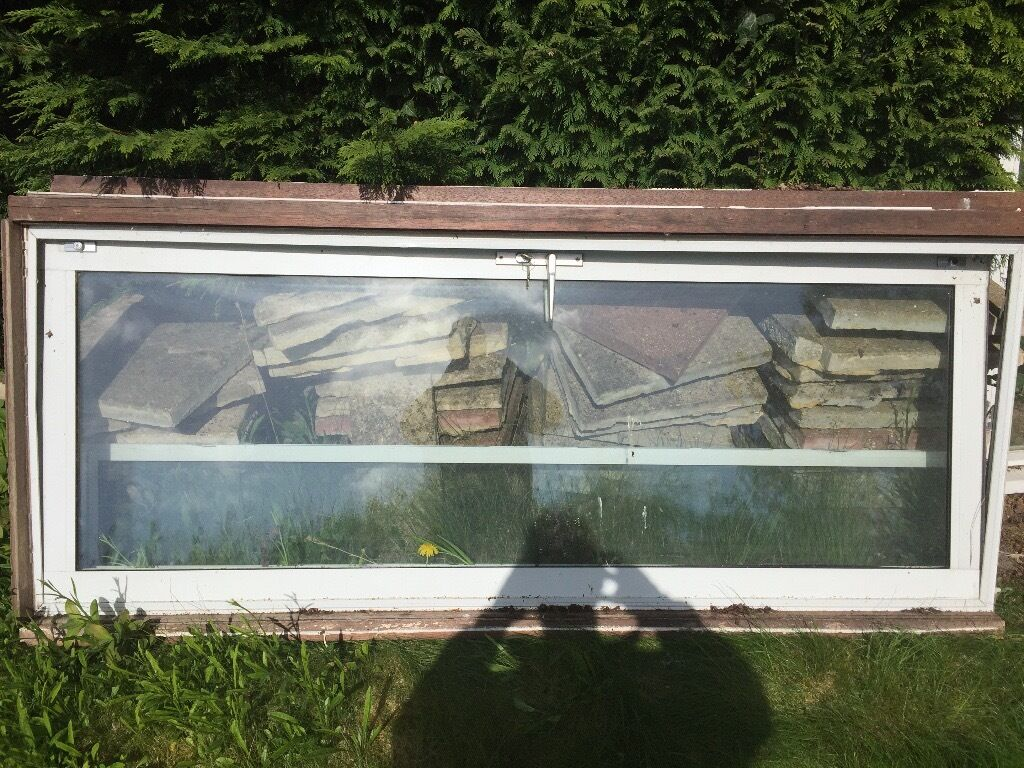 Free Aluminium Double Glazed Door and Framein Ascot, BerkshireGumtree - Free Aluminium Double Glazed Door and Frame Size 0.87m w x 2.0m h approx Free to take away
