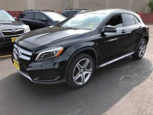 2015 Mercedes-Benz GLA-Class 250, Auto, Navigation, Leather, AWD