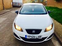 SEAT IBIZA 1.2 12 month mot 12 month tax lady owner 65k £2595