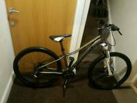 Norco Storm mountain bike with hydraulic brakes