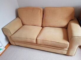Free 2 Seater foldable sofa bed