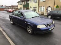 4x4 Audi A6 Quattro 1.8 Turbo very good condition,mot September 2018 ,px welcome