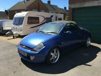54 FORD KA STREETKA CONVERTIBLE SOFT TOP CABRIOLET SPARES REPAIRS UNUSED FOR OVER 2 YEARS £250