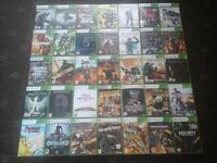 Large Xbox 360 bundle (500gb hard drive)