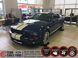 2008 Ford Mustang Coupé 2 portes Shelby GT500