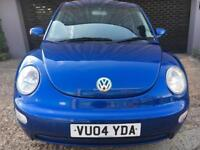 Beetle 1.4L blue manual central locking 6 CD changer