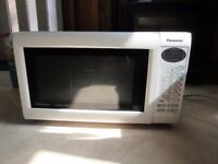 Panasonic 'Inverter - Slimline combi' - OVEN AND GRILL ONLY - mini oven