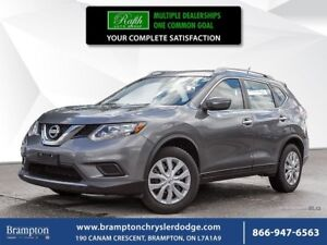 2015 Nissan Rogue S | FWD | TRADE-IN | CLEAN CARPROOF