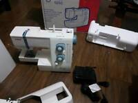 Janome 525s never used almost brand new
