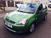 FORD FIESTA ZETEC 1.4 FACELIFT 1 OWNER FULL HISTORY WELL MAINTAINED TIMING BELT AND CLUTCH DONE