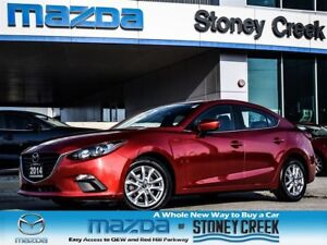 2014 Mazda MAZDA3 GS Auto NEW RR Brakes Alloy B/UP CAM B/Tooth!