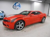 2011 Chevrolet Camaro RS! 6 SPEED! FINANCING AVAILABLE!