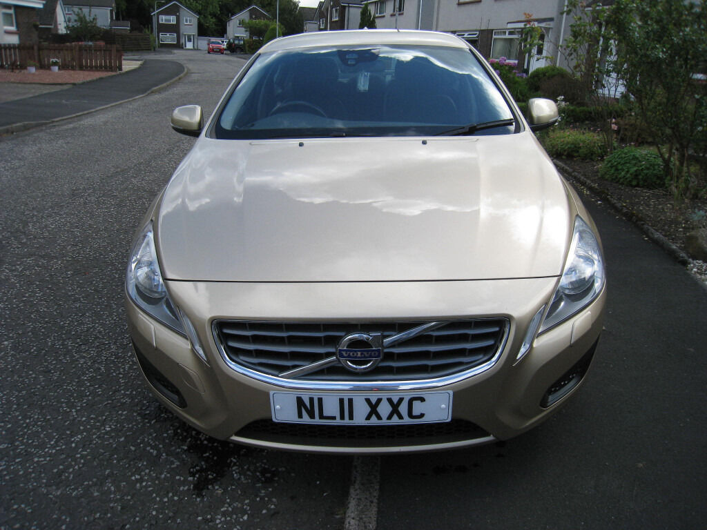 volvo s60 d3 2 0 diesel saloon in kirkintilloch glasgow gumtree. Black Bedroom Furniture Sets. Home Design Ideas