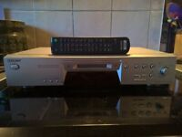 SONY MDS-JE480S MINIDISC Player/Recorder in Silver + Remote Control Fully Working