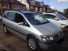 zafira 2.2 elegance. recon engine 10k ago starts drives ring for more info