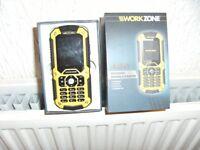 work zone mobile phone