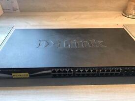 D-Link DGS-1500-28 SmartPro Switch