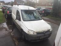 Vauxhall combo MOT until April