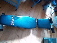 York 13 in 1 Weight Bench (Hyper Bench) - £50