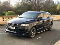 Audi, Q7, Estate, 2012, Semi-Auto, 2967 (cc), 5 doors