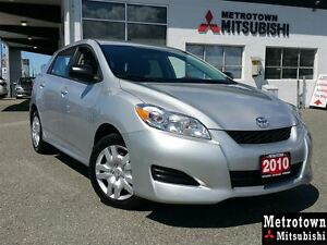 2010 Toyota Matrix Hatchback, Mint condition!