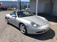 Porsche boxster convertible lovely condition