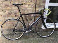 Carbon fibre bike for sale for £850