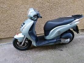 Honda ps125i scooter