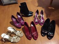 Job lot ladies shoes size 5