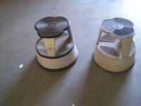 Kick Step Stools in Grey x 3 £10.00