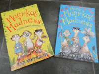 Meerkat Madness and More Meerkat Madness by Ian Whybrow