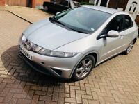 2006 HONDA CIVIC 1.8 i-VTEC SE 5dr.ONLY RUN 98K. VERY GOOD CONDITION. LOW PRICE FOR URGENT SELL.