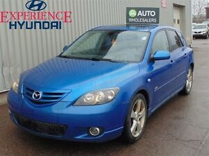 2004 Mazda MAZDA3 GS THIS WHOLESALE CAR WILL BE SOLD AS TRADED -