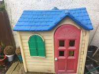 Little Tikes Country Cottage child's playhouse