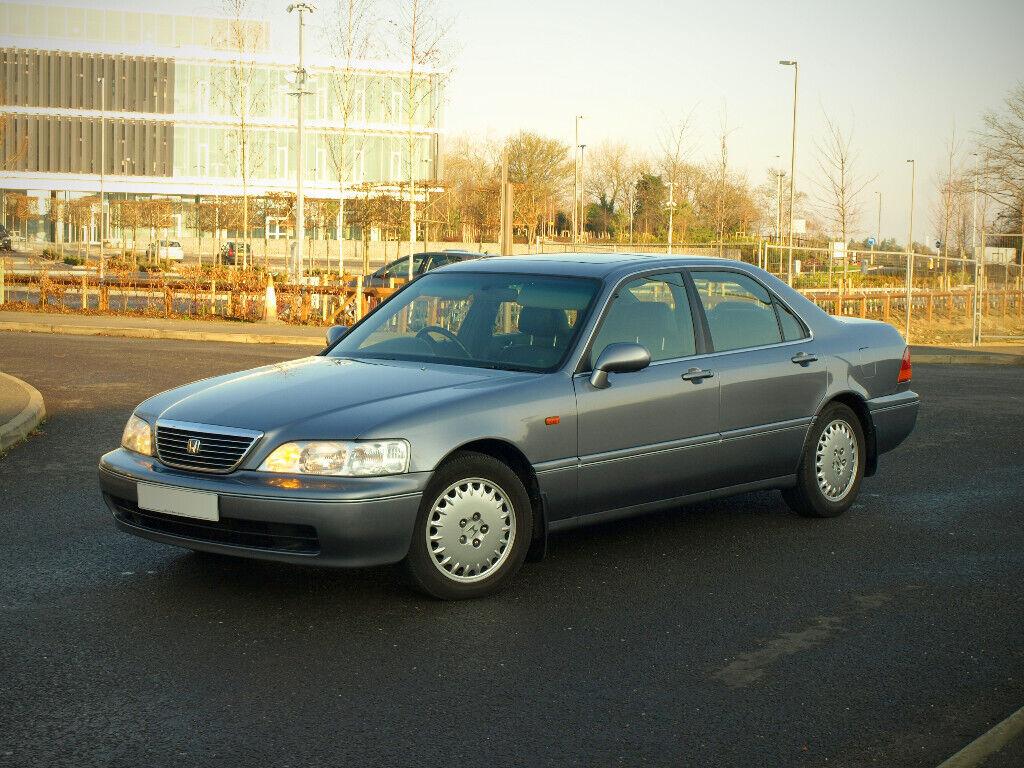 1997 Honda Legend 3.5 V6 AUTO Petrol Silver Limo JDM ...
